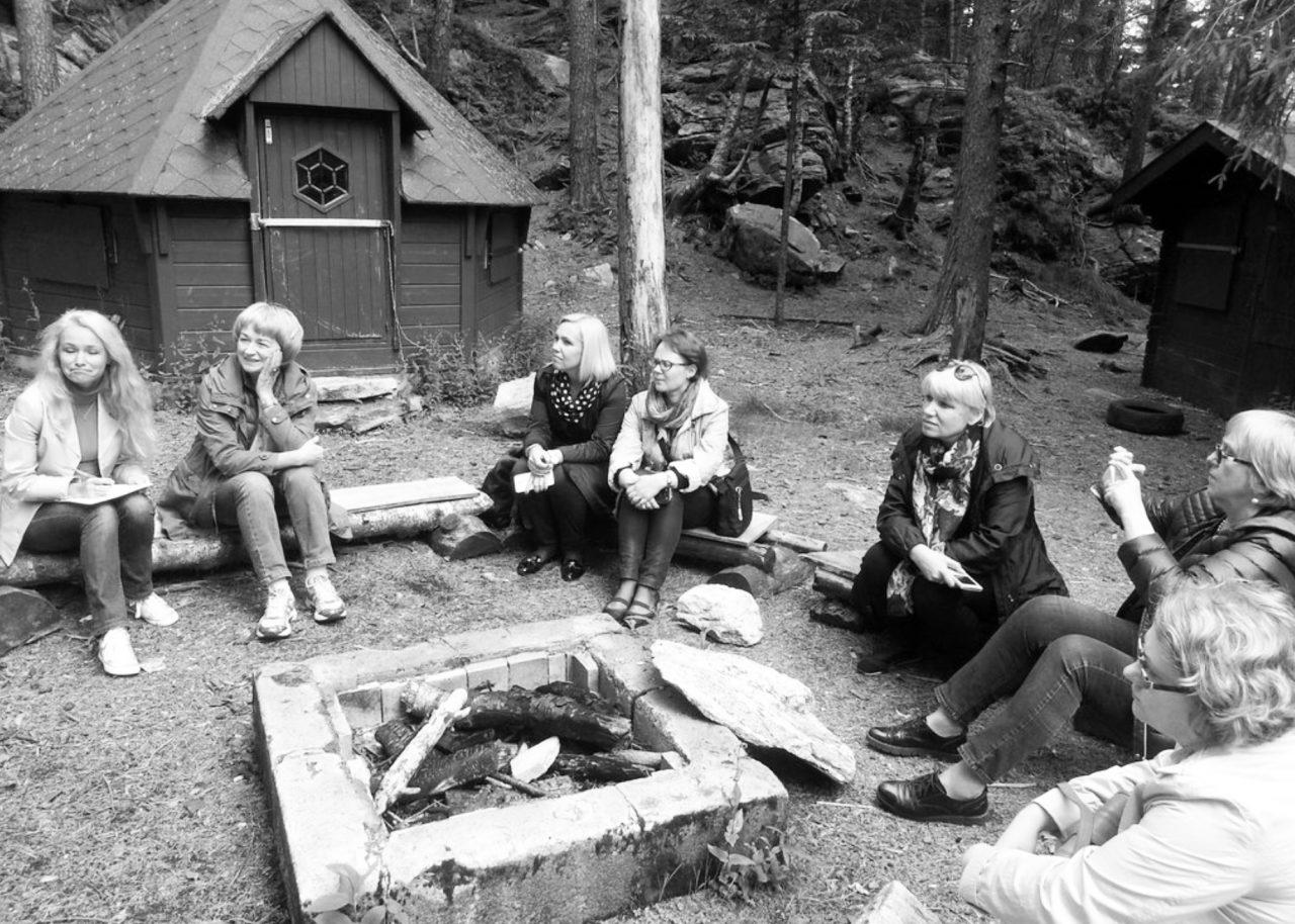 Tiriamasis vizitas į Norvegiją
